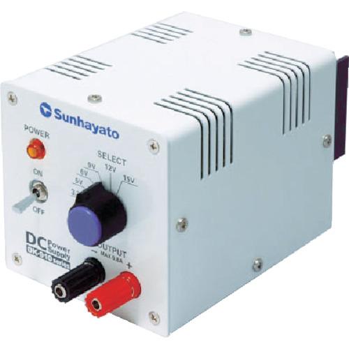 サンハヤト サンハヤト ドロッパ方式直流電源実験用電源 完成品 DK-910 (DK910) DK-910