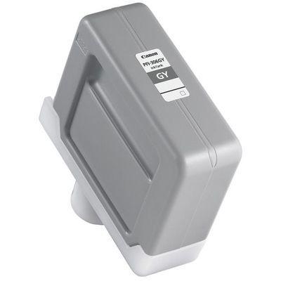 キヤノン インクタンク グレー PFI-306GY[6666B001] PFI-306GY