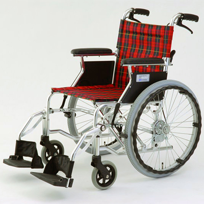 MIWA HTB-20D 車椅子 OTM-11861