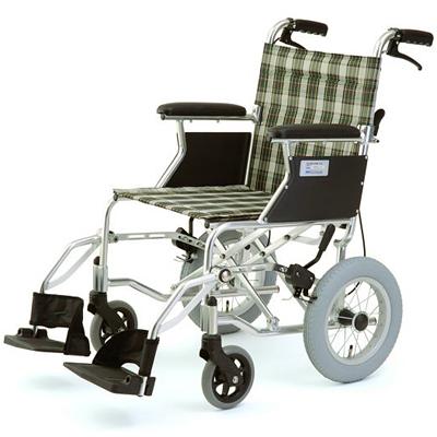 MIWA HTB-12 車椅子 OTM-11856