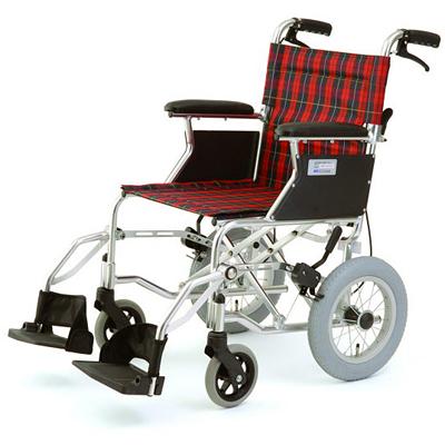 MIWA HTB-12 車椅子 OTM-11855