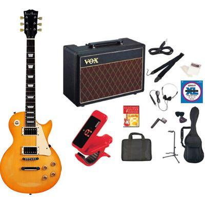 PhotoGenic(フォトジェニック) PhotoGenic フォトジェニック エレキギター Pathfinder10 アンプセット LP-260/HB ハニーバースト LP260HB-PF10