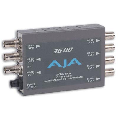AJA Video Systems スタンドアロン型コンバーター3GDA 3GDA