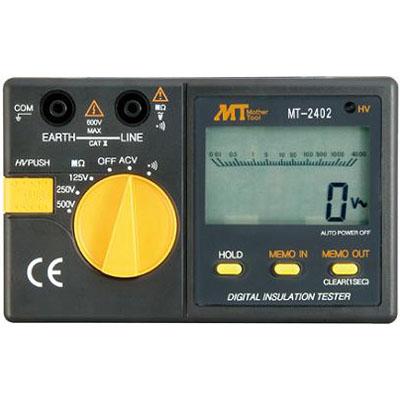 マザーツール デジタル絶縁抵抗計 MT-2402