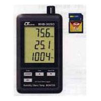マザーツール デジタル温湿度・気圧計 MHB-382SD