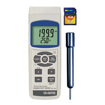 マザーツール マルチ水質測定器 CD-4307SD