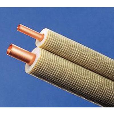 新作 人気 出色 送料無料 因幡電工 エアコン配管用被覆銅管 ペアコイル 20m HPC2320 2分3分