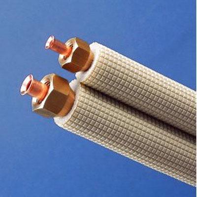 因幡電工 フレア加工済み空調配管セット 7m VVFケーブル付き SPHF237V3