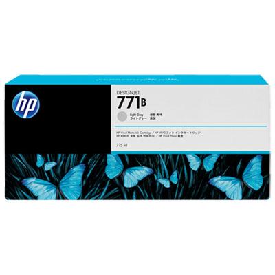 日本HP HP771B インクカートリッジ ライトグレー B6Y06A【納期目安:追って連絡】
