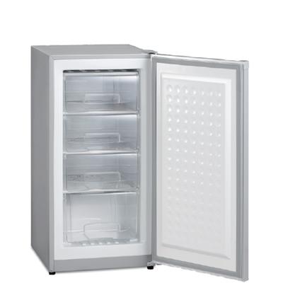 三ツ星貿易 アップライト型114L冷凍庫 MA-6114