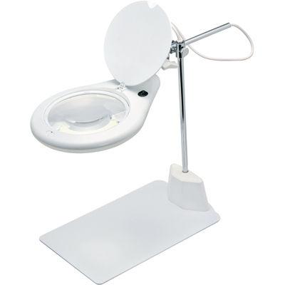 新潟精機 スタンド式LED拡大鏡 LS2-175S 4975846040533