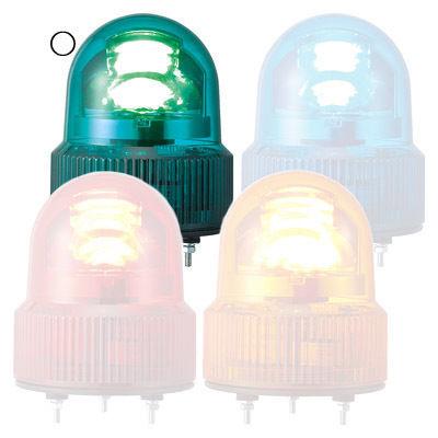 パトライト LED回転灯 SKHE-100-G(LED)【納期目安:1週間】