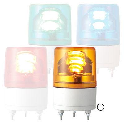 パトライト LED小型回転灯 RKEB-12-Y(LED)【納期目安:1週間】