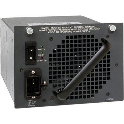 シスコシステムズ 1400W AC pwr/sup for CISCO7603 and Catalyst WS-C6503 chassis (PWR1400AC=) PWR-1400-AC