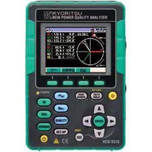 共立電気計器 電源品質アナライザ 6310 4560187062162