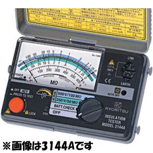 共立電気計器 アナログ絶縁抵抗計2レンジメガ 3146A 4560187060328