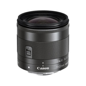 キヤノン ミラーレスカメラ「EOS M」用広角ズームレンズEF-M11-22mm F4-5.6 IS STM EF-M11-22ISSTM【納期目安:1ヶ月】