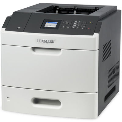 レックスマーク A4モノクロレーザープリンタ MS812dn 40G0370