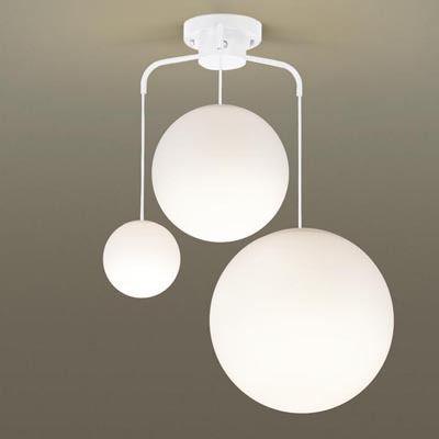 パナソニック 直付吊下型 LED シャンデリア 60形電球3灯相当・25形電球1灯相当 MODIFY(モディファイ) LGB19321W