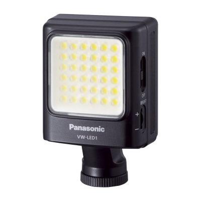 パナソニック LEDビデオライト (VWLED1K) VW-LED1-K【納期目安:1ヶ月】
