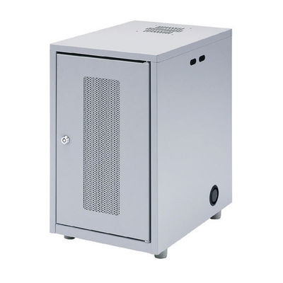 サンワサプライ NAS、HDD、ネットワーク機器収納ボックス CP-KBOX1
