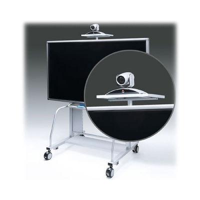 サンワサプライ 液晶・プラズマTVスタンド用TV会議カメラ設置台(CR-PL20専用) CR-PL20CT