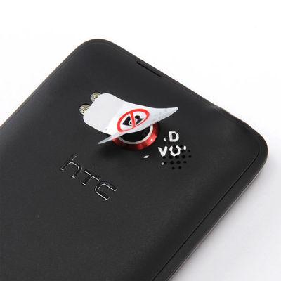 サンワサプライ スマートフォン・携帯電話撮影禁止セキュリティシール(200枚入り) SLE-1H-200