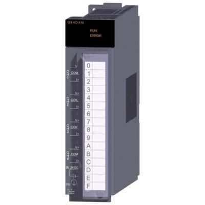 三菱電機 ディジタル-アナログ変換ユニット? Q64DAN