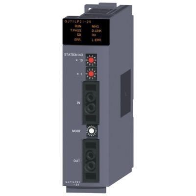 三菱電機 MELSECNET/Hネットワークユニット QJ71LP21-25