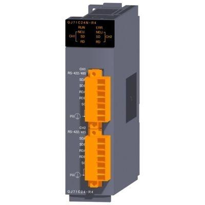 三菱電機 シリアルコミュニケーションユニット QJ71C24N-R4