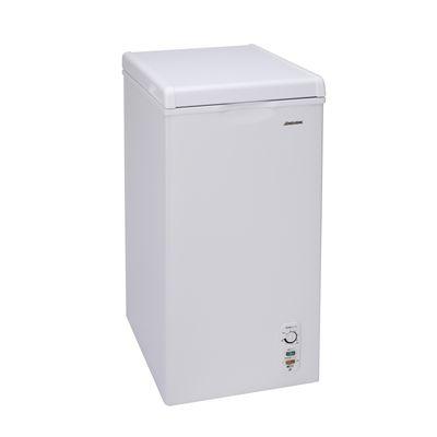 送料無料 アビテラックス 60L上開き冷凍庫 おすすめ特集 別倉庫からの配送 チェスト型 ホワイト ノンロン ACF-603C