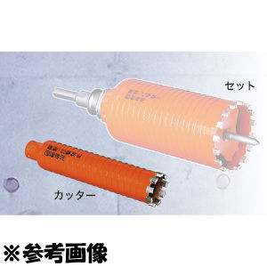 ミヤナガ ドライモンドコアドリルカッター PCD6522C