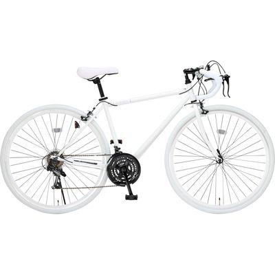 Grandir Grandir Sensitive ロードバイク ホワイト OTM-19251【納期目安:04/下旬入荷予定】