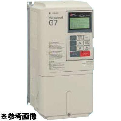 安川電機 本格ベクトル制御汎用インバータ Varispeed G7 CIMR-G7A25P50