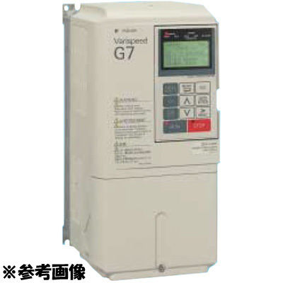 安川電機 本格ベクトル制御汎用インバータ Varispeed G7 CIMR-G7A20450