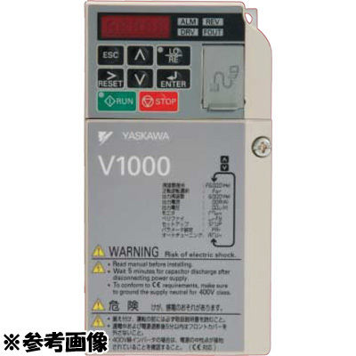 安川電機 小形ベクトル制御インバータ V1000 CIMR-VA2A0008BA