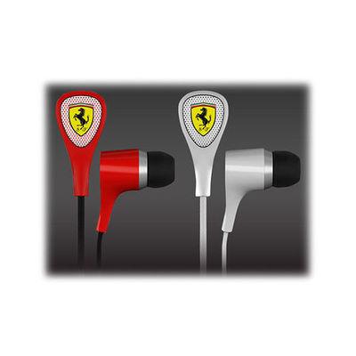 Ferrari フェラーリ スクーデリア フェラーリ イヤホン [ Ferrari Earphone By LOGIC3] LOEPS100