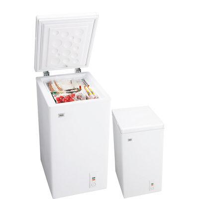 ハイアール 上開き式ならではの使いやすさと優れた冷凍性能!66L冷凍庫(ホワイト) JF-NC66F-W【納期目安:1週間】