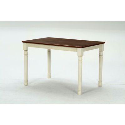 不二貿易 5点ダイニングテーブルマキアート 93027