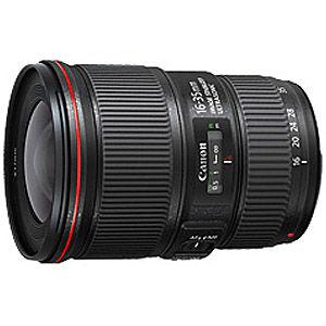 キヤノン 一眼レフカメラ/ミラーレスカメラ用交換レンズEF16-35mm F4L IS USM EF16-3540LIS【納期目安:3週間】