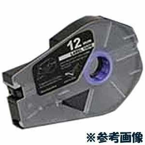 キヤノン ラベルテープカセット 12mm×27m 銀 TM-LBC12S [3476A070] (TMLBC12S) TM-LBC12S【納期目安:2週間】