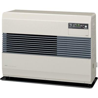コロナ FF式温風暖房機 ビルトインタイプ別置タンク式 (フロスティホワイト) (FFB5814W) FF-B5814-W