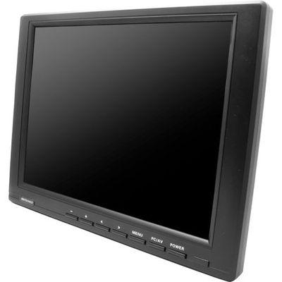エーディテクノ 10.4インチ スクエア タッチパネル 液晶ディスプレイ(800x600/HDMI/DVI/VGA/スピーカー/LED/4線式抵抗膜方式/壁掛け) LCD1045T【納期目安:1週間】