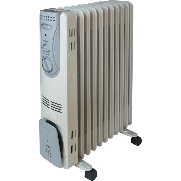 TEKNOS オイルヒーター 500/700/1200W(切替式)タイマーなし11枚フィン TOH-1201