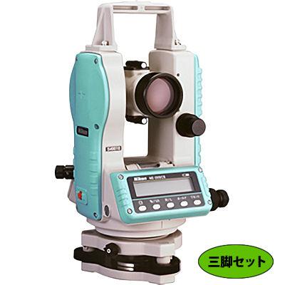 ニコン 電子セオドライトNE-20SCII三脚付 NE-20SCII3