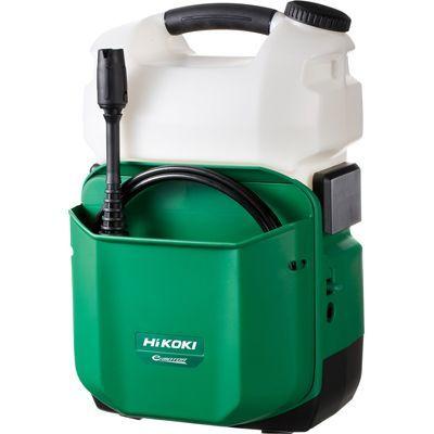 HiKOKI(日立工機) 日立工機 コードレス高圧洗浄機 AW14DBL(NN)(本体のみ) AW14DBL(NN)