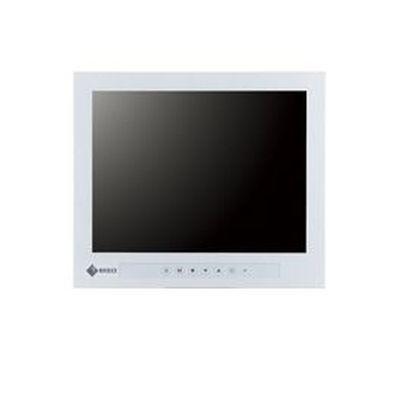 EIZO <DuraVision>10.4インチ カラー液晶モニタ(1024x768/D-Sub15ピンx1/DVI-D24 ピンx1/フリーマウントタイプ/セレーングレイ) FDX1003-FGY