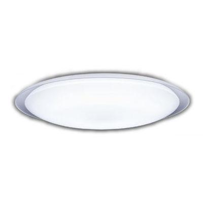 東芝 ~12畳 マルチカラー&調光・調色 LEDシーリングライト 間接光付(リモコン付) LEDH82718X-LC