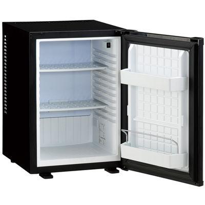 三ツ星貿易 ペルチェ式40L冷蔵庫(ブラック) ML-640-B