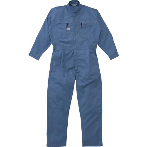 山田辰 AUTO-BI  ツナギ服 Mサイズ ブルー 4582103912368